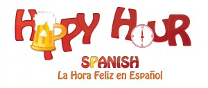 Happy Hour Spanish Logo