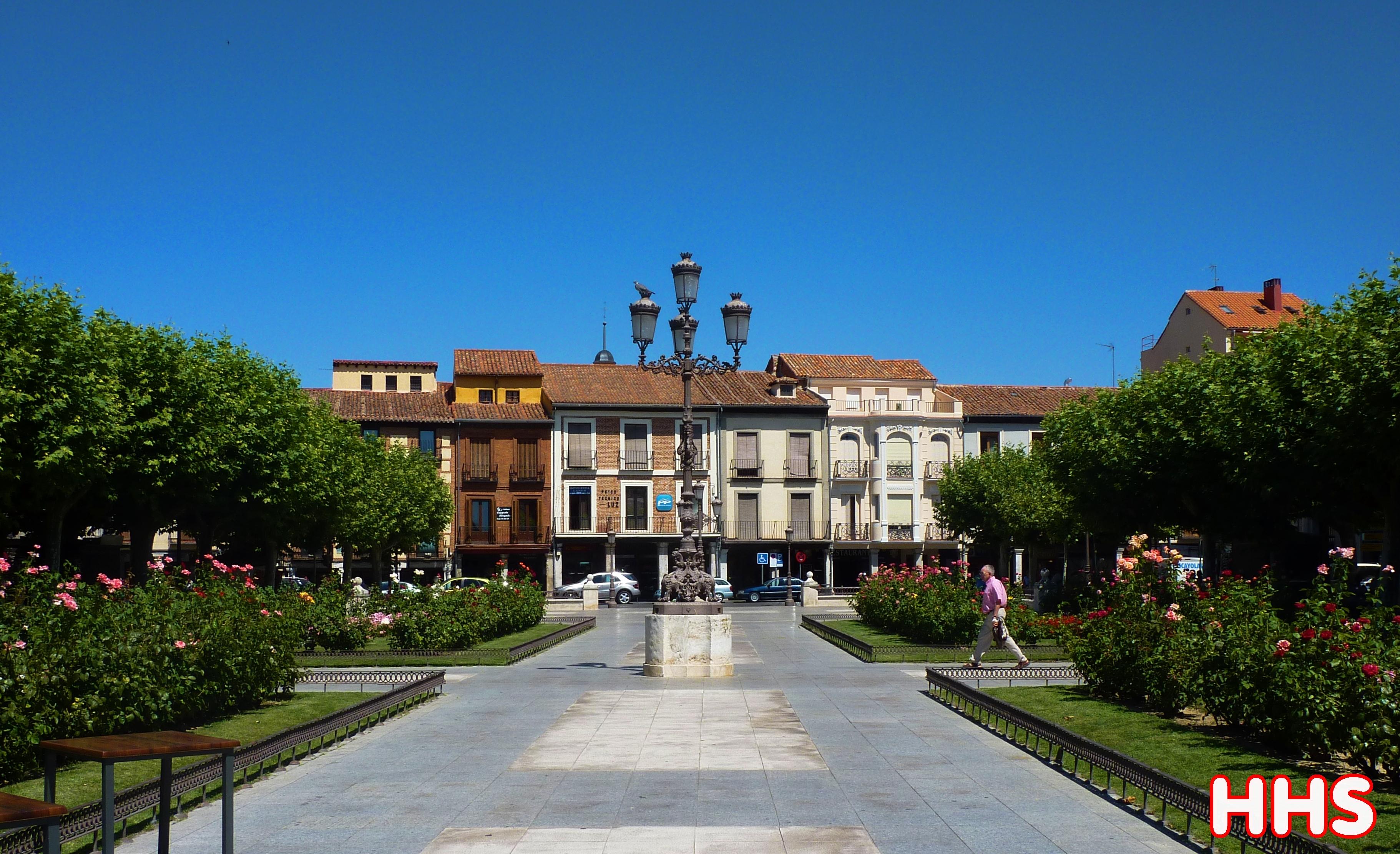 Alcala de henares square for Oficina inem alcala de henares