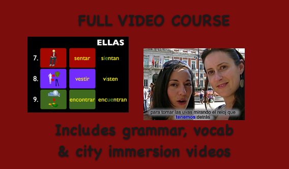 Spanish Immersion Course