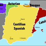 Did you know that they speak more than just Spanish in Spain?