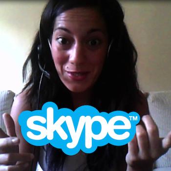 Learn Spanish Online Skype Lessons
