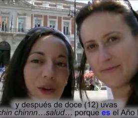 Spanish Culture: Puerta del Sol Madrid (video)