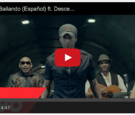 Lyrics yo te esperar 233 by cali amp el dandee hhs music video