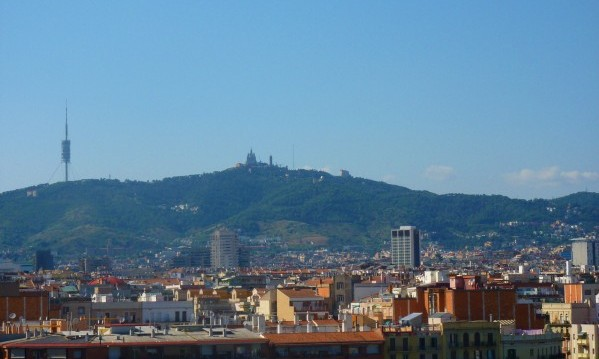 Mont Jouic Barcelona