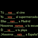 Spanish Verbs Ser and Ir