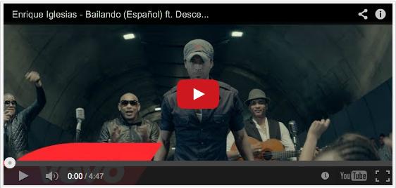 Lyrics English Translation For Bailando By Enrique Iglesias
