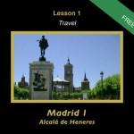 Free Spanish Lesson 1 Travel Free