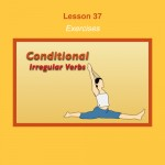 Spanish Lesson 37 Exercises