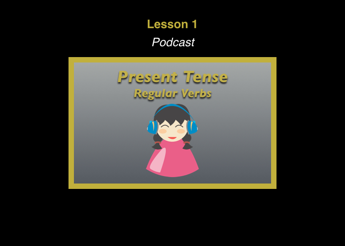 Spanish Podcast Lesson 1