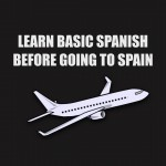 Learn Basic Spanish Before Going to Spain