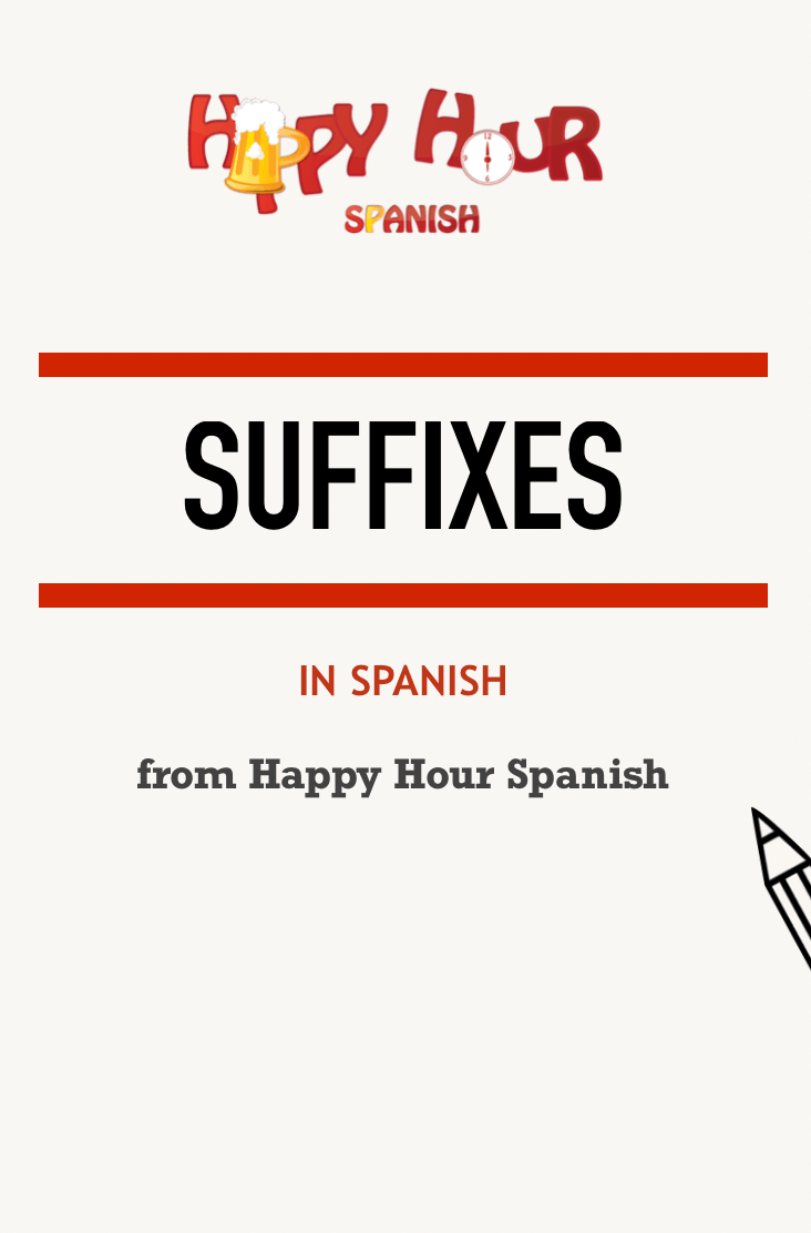 spanish-suffixes